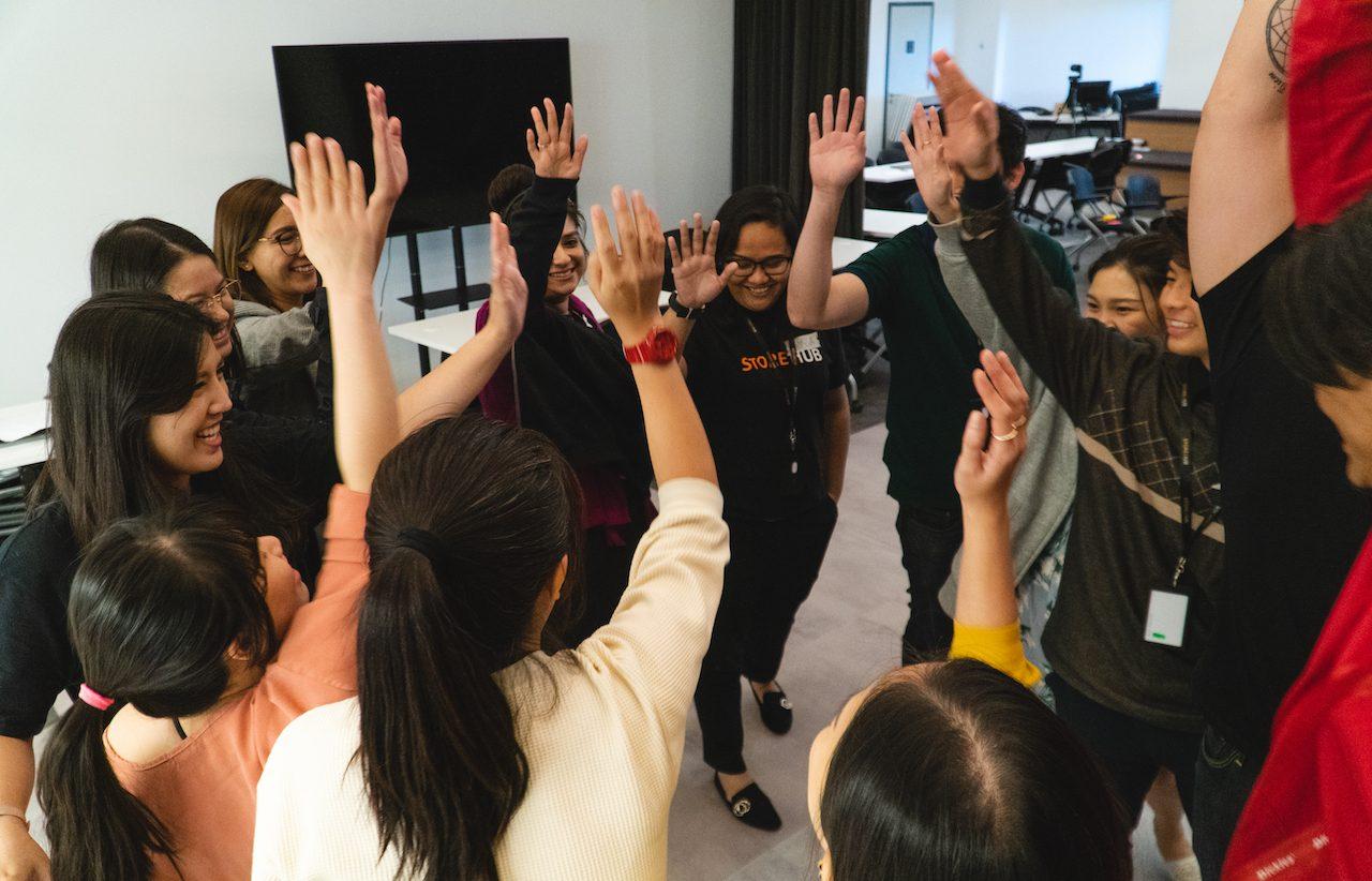 storehub team leaders training